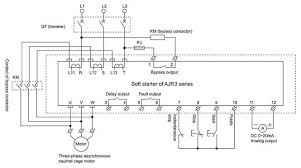soft starter wiring diagram wiring diagram motor soft starter image about wiring diagram