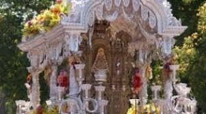 El resto de hermandades del Rocío de la capital regresa mañana de su  peregrinación
