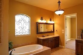 if bathroom lighting