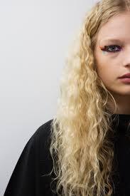 fendi crash magazine tili calatroni 10 best make up styles of milan fashion week