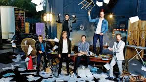 Actors Round Table Comedy Actor Roundtable Andy Samberg Matt Leblanc Tony Hale