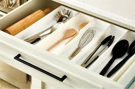 Kitchen Utensil Storage Utensil Organizers Kitchen Utensil Organizer Sliding Tray In