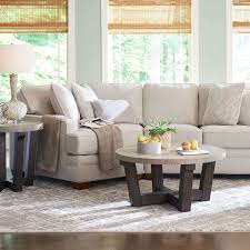 meyer sectional la z boy