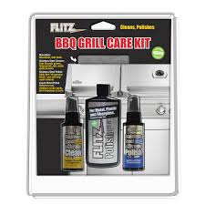 The Best Way To Clean Stainless Steel Appliances Bbq Grill Care Kit Clean And Degrease Metal Steel Polish
