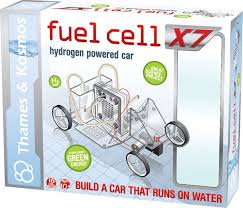 hydrogen fuel cell car kit