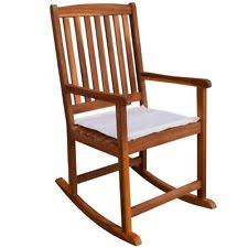 rocking chair covers australia. acacia wood timber garden rocking chair outdoor seating furniture w/ cushions covers australia .
