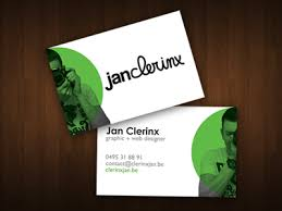 Free Personal Business Card Design Clipart And Vector Graphics