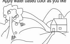 Small Picture Scenery Coloring Pages Coloring Pages Ideas Reviews