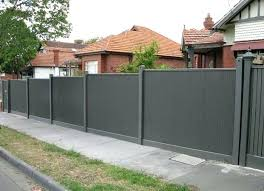 fence metal privacy panels corrugated amazing simple fantastic best design sheet