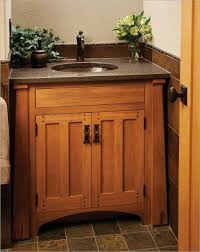 Craftsman Style Bathroom Vanity  Google Search Pinterest11