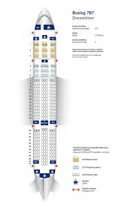 Boeing Dreamliner Seating Chart Lot B787 Dreamliner Aircraft Seat Configuration Jetstar