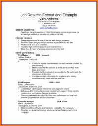 Presently Employed Resume How To Create A Resume When Youre Self
