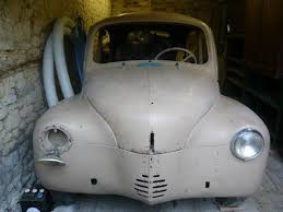 1948 4cv project renault classic car club forum having ed the car yesterday it is quite a challenge but the good news is all the rare parts including original seats seem to be there and the rust does