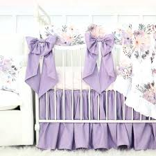 lilac crib bedding pastel crib bedding lilac and gold crib bedding lilac crib bedding