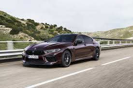 Bmw m8 competition coupe gets a contrasting look in the streets of nyc. New 2020 Bmw M8 Competition Gran Coupe Has 617 Hp V8 Wheels Ca