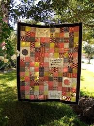 Lap Quilt Patterns Classy Free Throw And Lap Quilt Patterns FaveQuilts