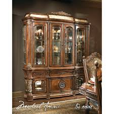 Michael Amini Villa Valencia China Cabinet by AICO for $5,567.00 ...