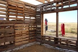 pallet wood garage wall. pallet wall (click to enlarge) wood garage