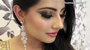 mehndi makeup tutorial indian stani bridal makeup shumailas hair and beauty