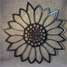 medium size of sunflower outdoor decor sunflower outdoor decor large outdoor sunflower decor outdoor sunflower wall