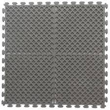 dove gray commercial pvc garage flooring