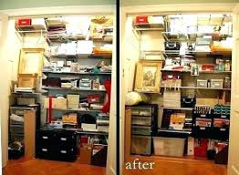 office storage closet. Office Storage Closet Organization Organizer Supply Home Stora . Depot