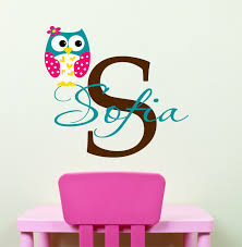 owl wall decals 5