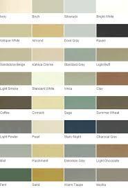 Custom Grout Color Chart Grout Rejuvenator Color Charts Grout Stain Tile Grout