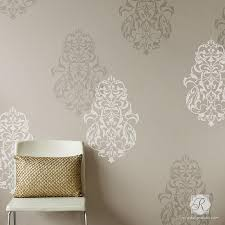 large wall stencils for paintingTurkish Ornament Wall Art Stencils for Painting Large Decal