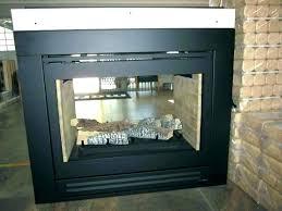 3 sided wood burning fireplace two sided fireplace insert 2 sided fireplace insert wood burning 3