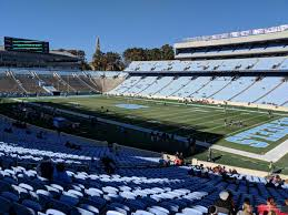 Kenan Memorial Stadium Section 130 Rateyourseats Com