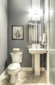 modern half bathroom ideas. modern small half bathroom ideas full size of tile pedestal sink .