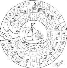 16 Dessins De Coloriage Alphabet Complet A Imprimer Imprimer