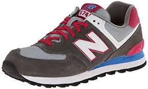 new balance pink. new balance 574, women\u0027s trainers, gray - grau (cpw grey/pink) pink