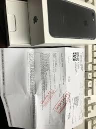 Bán đt Iphone 7 FPT gold 32gb nguyên seal chưa active và black - chodocu.com