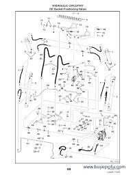 T320 Bobcat Wiring Schematic Track Hydraulic Leak