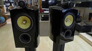 bowers and wilkins 805. bowers and wilkins 805