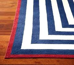 white blue rug appealing red white and blue rugs likeable red white blue braided rugs limited