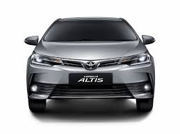 Finally Toyota Corolla launched its new model of Corolla Altis 2017.