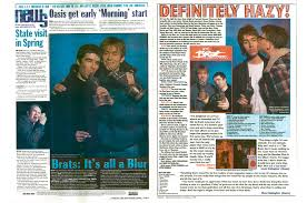 Pop Charts 1995 Blur And Oasis Big Britpop Chart Battle The Definitive