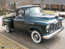 My dream truck: 56' Chevy pickup | Cars That Make Me Drool ...