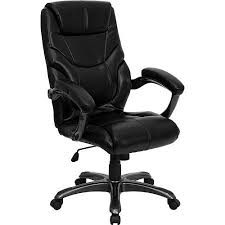 office chairs at walmart. contemporary leather highback office chair black chairs at walmart walmartcom