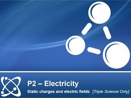 Science Physics New Aqa Physics Gcse Triple Science Electricity Lesson 10 Static Charges And Electric Fields