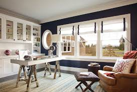 Blue office paint colors Beach Room Wall Blue Office Freshomecom Hot Paint Color Ideas Freshome