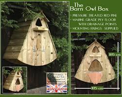 barn owl box ob barn
