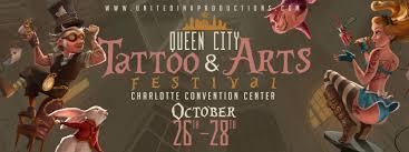 Queen City Tattoo Arts Festival