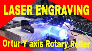 <b>Ortur</b> Master Laser expansion. The Y <b>AXIS</b> ROLLER. - YouTube