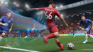 New FIFA 22 trailer gives us a first taste of gameplay • Eurogamer.net