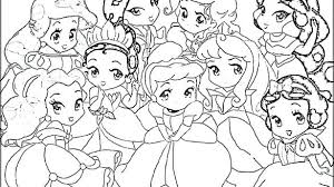 Little Princess Coloring Pages Princess Coloring Pages Easy