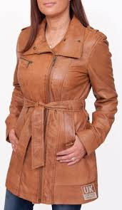 handmade tan leather leather womens the l coat asymmetric zip berlin e2214 women coats
